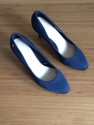 Tommy Hilfiger Pumps Blau