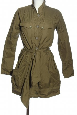 Tommy Hilfiger Heavy Raincoat khaki casual look
