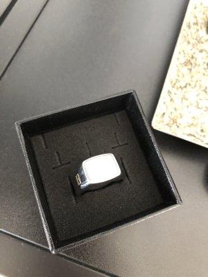 Tommy Hilfiger Srebrny pierścionek srebrny