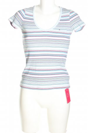 Tommy Hilfiger Ringelshirt Streifenmuster Casual-Look
