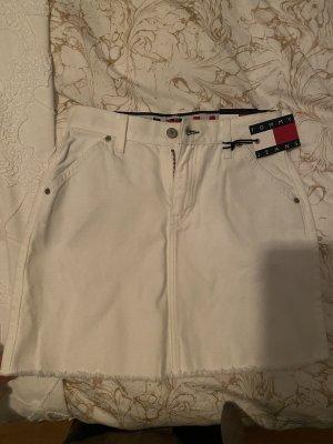 Tommy Hilfiger Rock 26 S weiß jeans