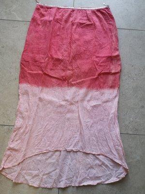 Tommy Hilfiger Broomstick Skirt salmon-dusky pink