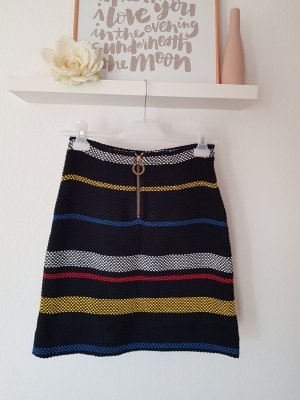 Tommy Hilfiger Knitted Skirt multicolored cotton