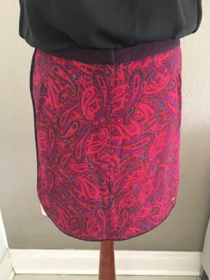 Tommy Hilfiger Rock Paisley pink rot 36 S