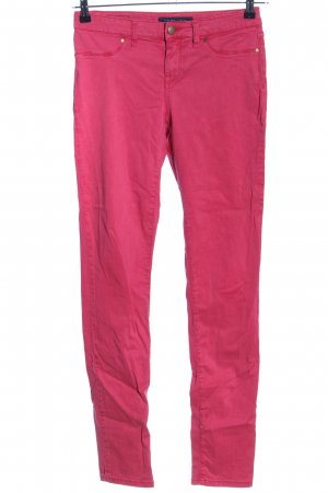 Tommy Hilfiger Röhrenhose rot Casual-Look