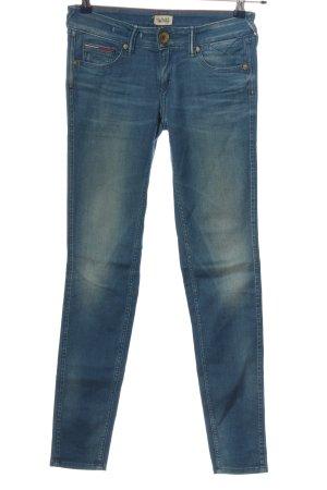 Tommy Hilfiger Jeans a sigaretta blu stile casual