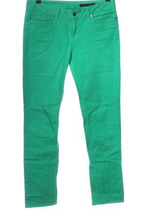 Tommy Hilfiger Röhrenjeans grün Casual-Look