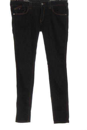 Tommy Hilfiger Jeans cigarette noir style décontracté