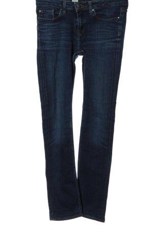 Tommy Hilfiger Jeansy rurki niebieski W stylu casual