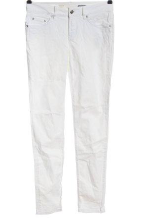 Tommy Hilfiger Jeans cigarette blanc style décontracté