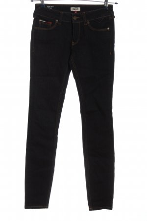 Tommy Hilfiger Tube Jeans black casual look