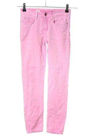 Tommy Hilfiger Jeansy rurki różowy
