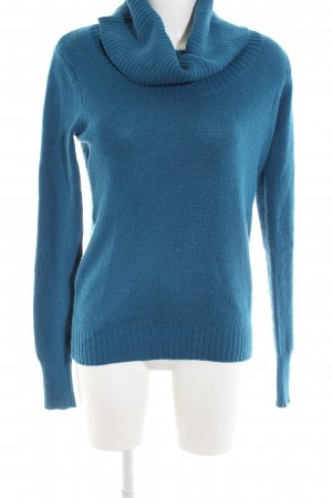 Tommy Hilfiger Coltrui blauw casual uitstraling