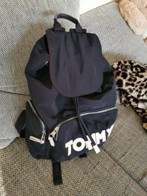 Tommy Hilfiger Rucksack blau weiss