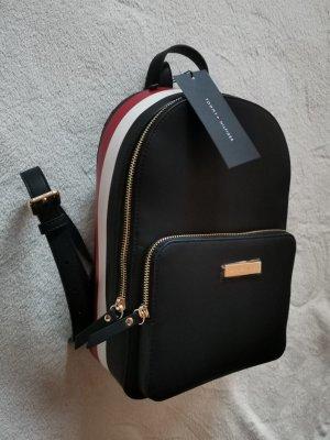 Tommy Hilfiger Rucksack NEU blau weiß rot Tasche Handtasche