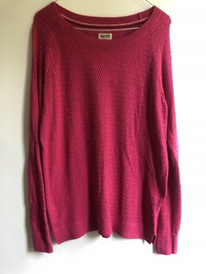 Hilfiger Denim Crochet Sweater pink