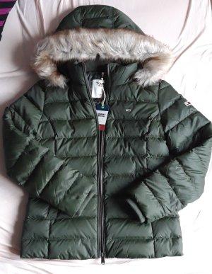 Tommy Hilfiger S neu Daunenjacke Winterjacke Jacke
