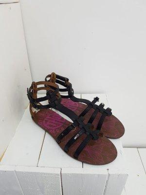 Tommy Hilfiger Strapped Sandals black