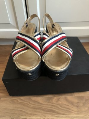 Tommy Hilfiger Platform Sandals multicolored