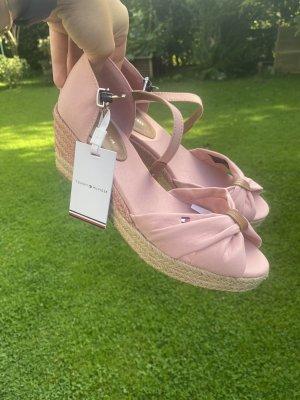 Tommy Hilfiger Espadrille Sandals light pink