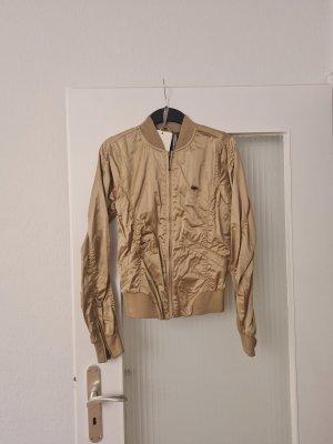 Tommy Hilfiger Denim College Jacket gold-colored-beige