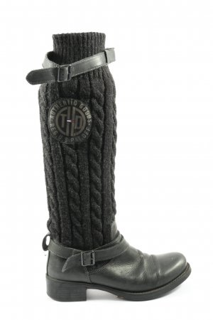 Tommy Hilfiger Jackboots black casual look