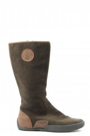 Tommy Hilfiger Jackboots khaki-brown casual look