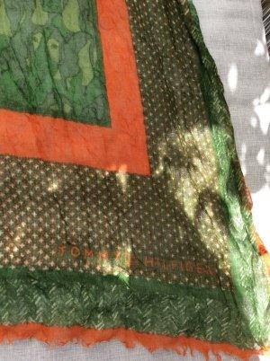 Tommy Hilfiger Denim Crinkle Scarf multicolored