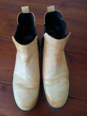 Tommy Hilfiger Slip-on Booties beige
