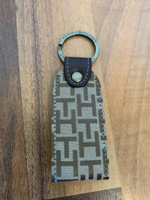 Tommy Hilfiger Key Chain bronze-colored