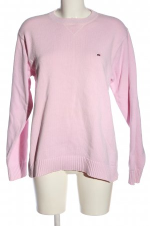 Tommy Hilfiger Schlupf-Bluse pink Casual-Look