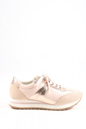 Tommy Hilfiger Lace-Up Sneaker pink casual look
