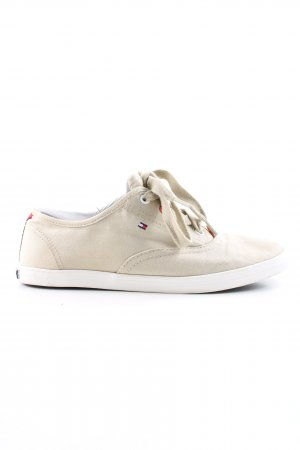 Tommy Hilfiger Schnürsneaker creme Casual-Look