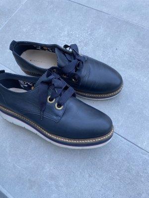 Tommy Hilfiger Budapest schoenen donkerblauw