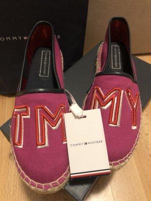 Tommy hilfiger Schuhe Espradilles Sandalen Neu