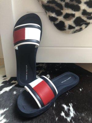 Tommy Hilfiger Schuhe Sandalen Gr. 38