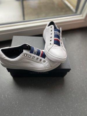 Tommy Hilfiger High Top Sneaker white-black