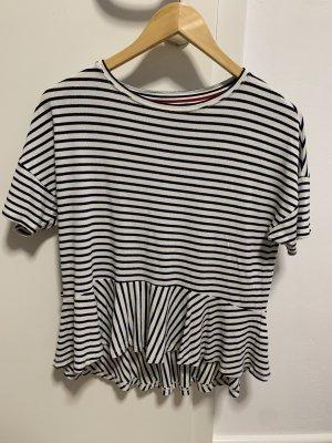 Tommy Jeans Camiseta blanco-negro