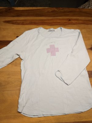 Tommy Hilfiger Shirt met print azuur