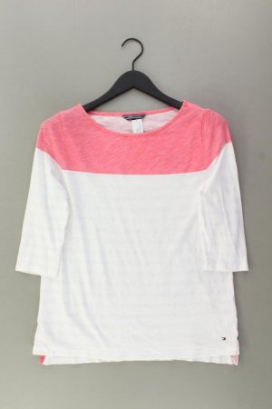 Tommy Hilfiger Shirt Größe M 3/4 Ärmel mehrfarbig