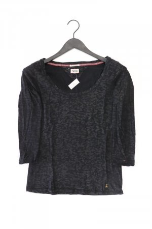 Tommy Hilfiger Shirt Größe S 3/4 Ärmel grau