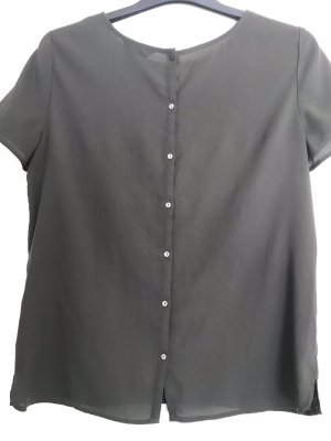 Tommy Hilfiger Shirt Khaki sportlich elegant