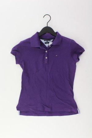 Tommy Hilfiger Shirt lila Größe M