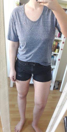 Tommy Hilfiger Shirt meliert blogger oversize