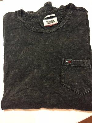 Tommy hilfiger Shirt organic m 38 blau