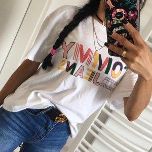 """Tommy Hilfiger Shirt """"Tommy Jeans"""" gedrucktes Logo. Gr:M"""