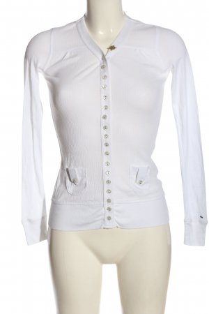 Tommy Hilfiger Kurtka o kroju koszulki biały W stylu casual
