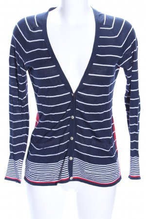 Tommy Hilfiger Shirtjacke Streifenmuster Casual-Look