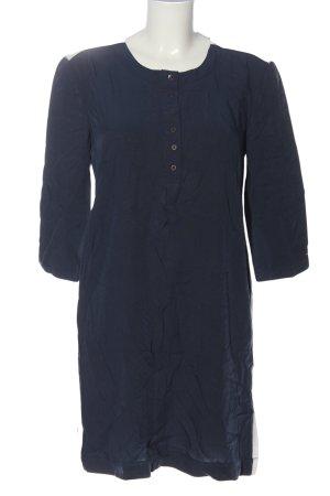 Tommy Hilfiger Shirtkleid blau Business-Look