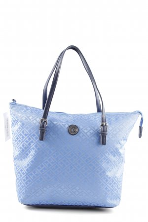 Tommy Hilfiger Shopper blau Casual-Look